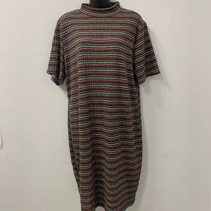 Sweater/T-shirt dress